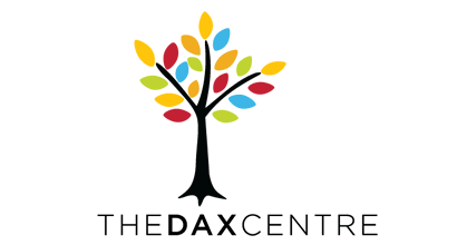 The Dax Centre tree logo