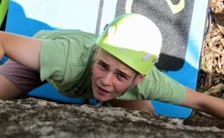 Rohan climbing