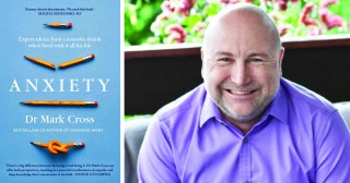 Dr Mark Cross - Anxiety book