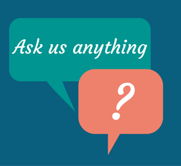 Ask Anything Monday