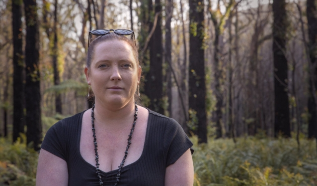 Understanding trauma through bushfire recovery